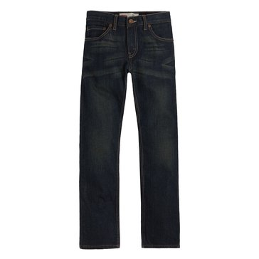 Levi's Big Boys' 511 Skinny Dirtied Stretch Jeans, Size 10