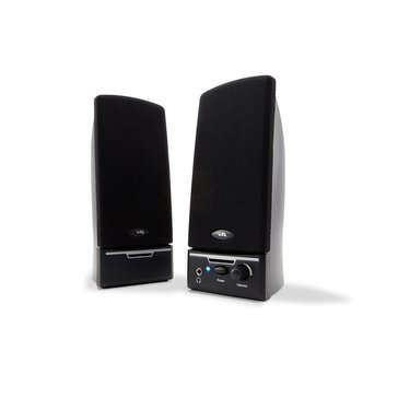 Cyber Acoustics 2.0 Speaker System (CA2012)