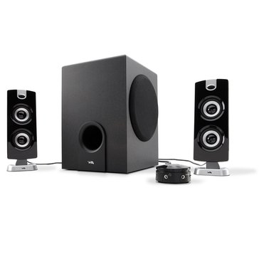 Cyber Accoustics 3-Piece Speaker System (CA3602)