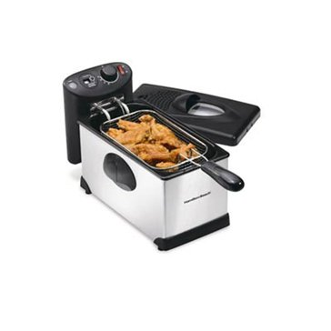 Hamilton Beach 12-Cup Deep Fryer (35033)