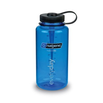 Nalgene 32 Oz. Tritan Wide Mouth BPA-Free Water Bottle - Blue