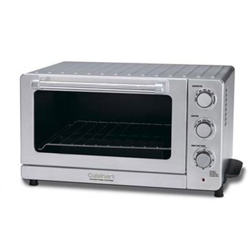 Cuisinart Toaster Oven Broiler with Convection (TOB-60N)