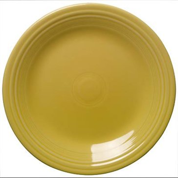 Fiesta Dinner Plate, Sunflower