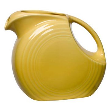 Fiestaware Large Disk Pitcher