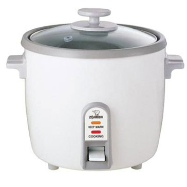 Zojirushi Rice Cooker & Steamer (NHS-10)