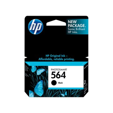 HP #564 Black Ink Cartridge