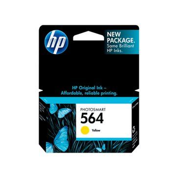 HP #564 Yellow Ink Cartridge