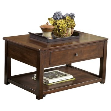 Signature Design by Ashley Marion Coffee Table with Lift Top
