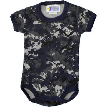 Trooper USN Infant Digital Camo Onesies