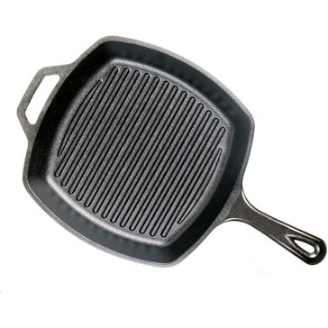 Lodge Square Cast Iron Grill Pan