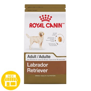 Royal Canin Maxi Labrador Retriever Dry Dog Food, 30 lbs.