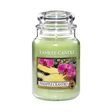 Yankee Candle Pineapple Cilantro Large Classic Jar