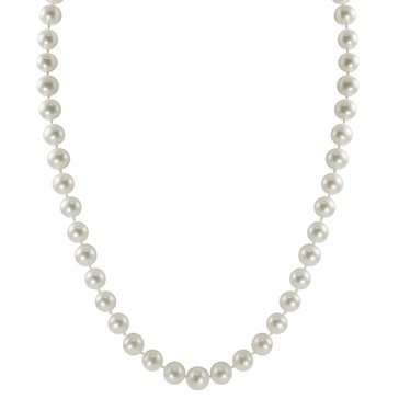 Imperial Pearl 7-7.5mm Freshwater Cultured Pearl Strand,14K