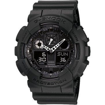 Casio Men's G-Shock Military Series Black Watch, 55mm