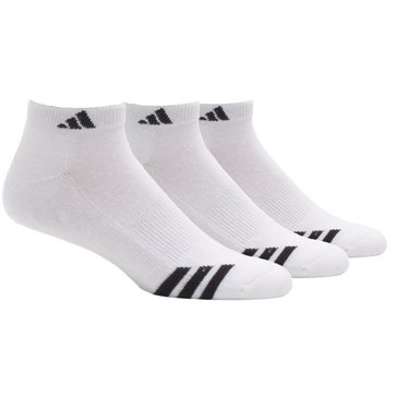 adidas 3-Pack Low Cut Climalite Cushion Socks