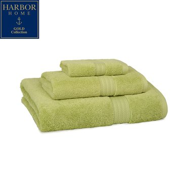 Gold Collection Bath Rug, Tarragon Green