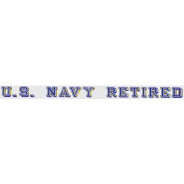 Mitchell Proffitt USN Retired Window Strip