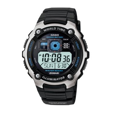 Casio Men's Mission Watch AE2000W-1AV, Black