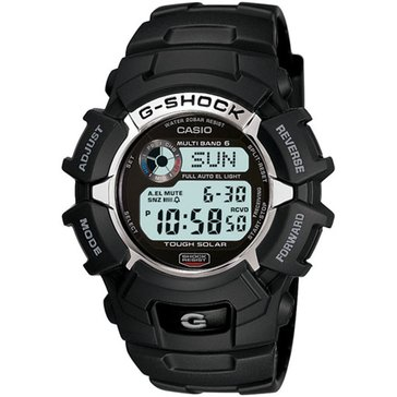 Casio Men's Tough Solar Atomic Sport Digital Watch