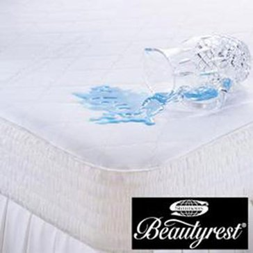 Beautyrest Ultimate Protection 400 Thread-Count Mattress Pad - Twin