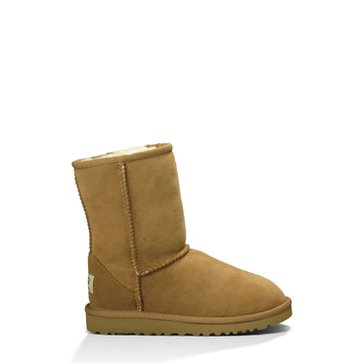 UGG T Classic Girls' Casual Boot Chestnut