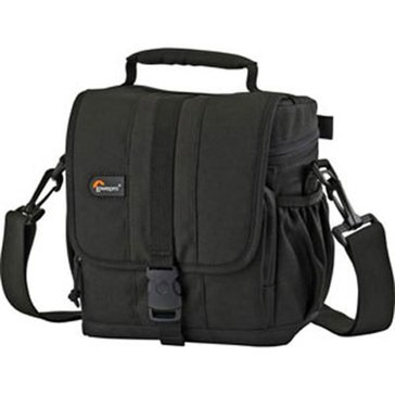 Lowepro Adventurer 140 Camera Shoulder Bag - Black