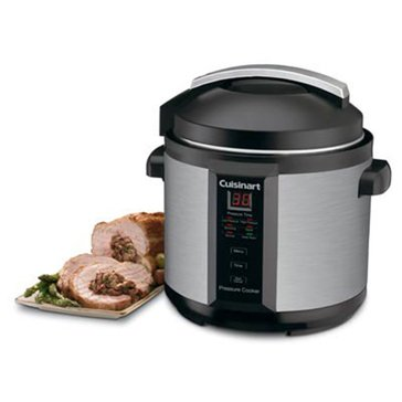 Cuisinart 6-Quart Electric Pressure Cooker (CPC-600)