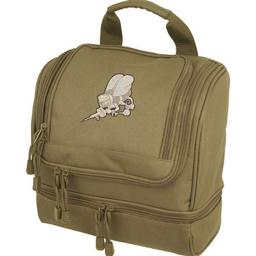 Mercury Tactical Gear USN Seabees Logo Travel Kit