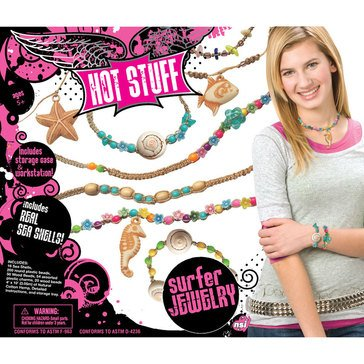 Hot Stuff Surfer Jewelry Craft Kit