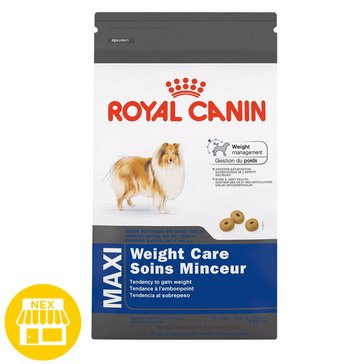 Royal Canin Maxi Weight Care Dry Dog Food, 30 lbs.