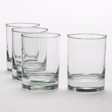 Libbey Midtown Double Old Fashioned, Set of 4