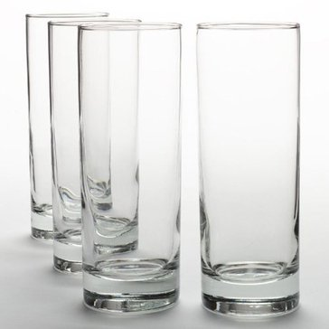 Libbey Midtown Coolers, Set of 4