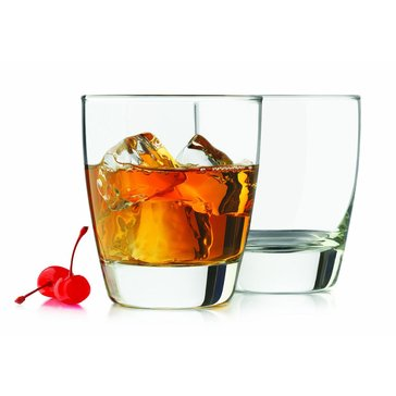 Libbey Classic Double Old Fashioned, Set of 4