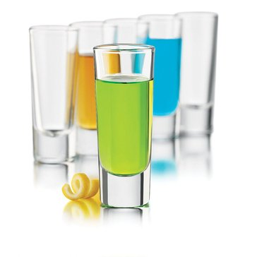 Libbey Shooters, Set of 6