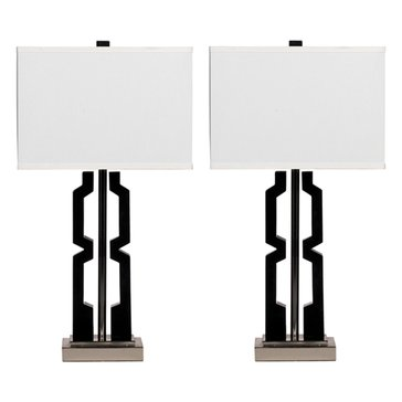 Signature Design by Ashley 2-Pack Mitzi Table Lamps