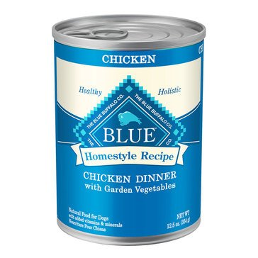 Blue Buffalo Life Protection Chicken and Brown Rice Adult 12.5 oz. Wet Dog Food