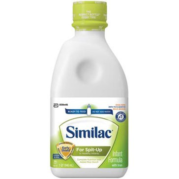 Similac Sensitive For Spit Up Ready to Feed 1-Quart