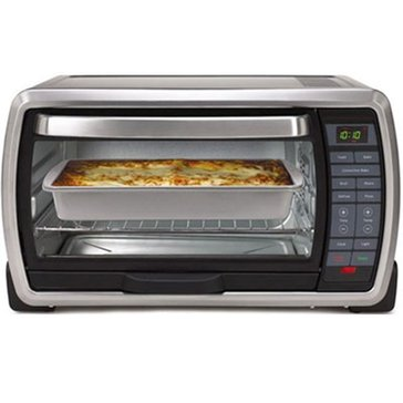 Oster Large Capacity Countertop Digital Convection Toaster Oven (TSSTTVMNDG)