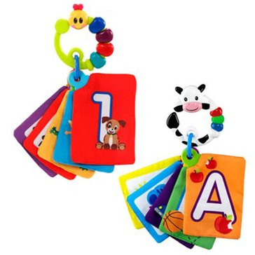 Baby Einstein Shapes & Numbers Cards