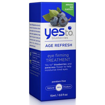 Yes To Blueberries Eye Firming Treatment .5oz