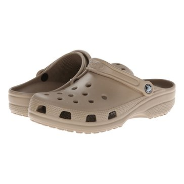 Crocs Classic Men's Clog Shoe Khaki