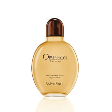 Calvin Klein Obsession for Men EDT Spray 2.5oz