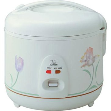 Zojirushi Rice Cooker & Warmer, 10-Cup (NS-RNC18)