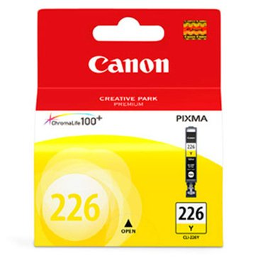 Canon CLI2261Y Yellow Ink Cartridge
