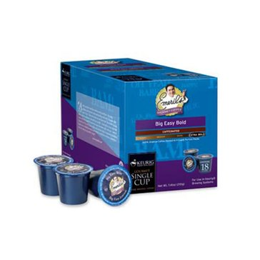 Emeril Big Easy Bold K-Cup Pods, 18-Count