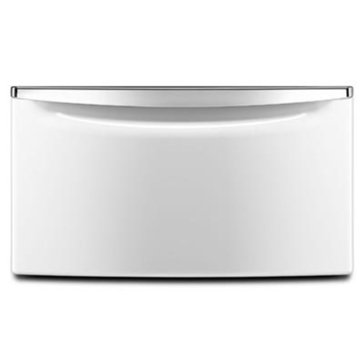 Whirlpool XHPC155XW White Pedestal W/Chrome Handle