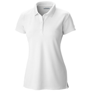 Columbia Women's Innisfree Short Sleeve Polo