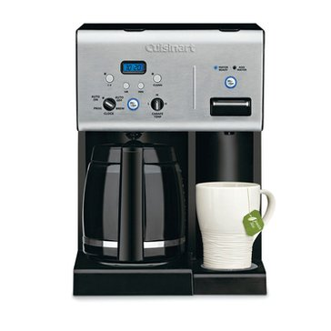 Cuisinart CHW-12P1 12 cup coffeemaker with hot water system