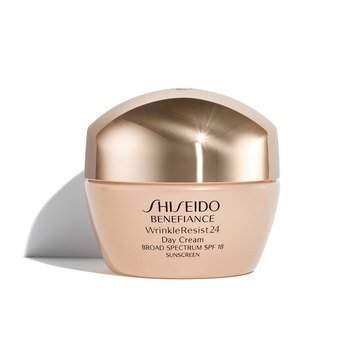Shiseido Benefiance WrinkleResist24 Day Cream SPF18 50ml/ 1.8oz