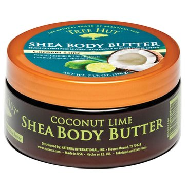 Tree Hut Body Butter Coconut Lime 7oz